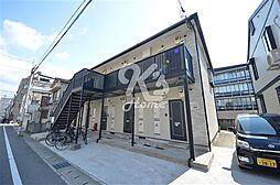 兵庫県神戸市須磨区大黒町4丁目の賃貸アパートの外観