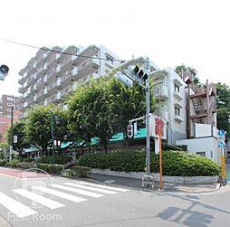 東京都品川区南品川6丁目の賃貸マンションの外観