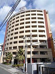 カスタリア新梅田[10階]の外観