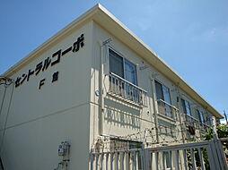 東京都日野市神明4丁目の賃貸マンションの外観