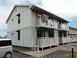 セジュール川添 A棟[1階]の外観