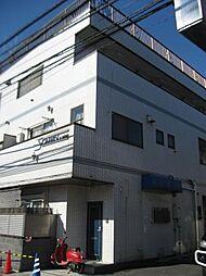 神奈川県横浜市金沢区富岡東4丁目の賃貸マンションの外観