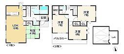 垂水駅 3,680万円