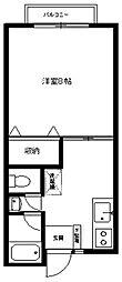 ステア三田[105号室号室]の間取り