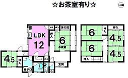 京都市山科区安朱東谷