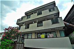 フリービレッジ[2階]の外観