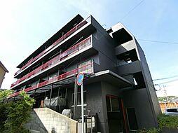 白川台ハイツ[4階]の外観