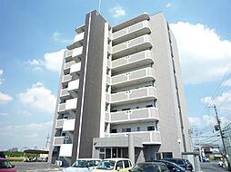 滋賀県草津市橋岡町の賃貸マンションの外観