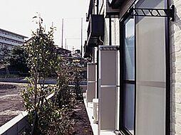 レオパレス市沢迎賓館II[201号室]の外観