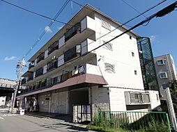 大阪府茨木市東奈良3丁目の賃貸マンションの外観
