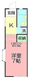 辻堂駅 3.8万円
