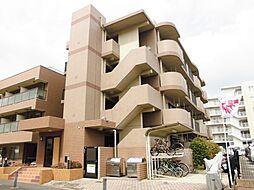 神奈川県横浜市港北区北新横浜2丁目の賃貸マンションの外観