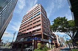 リバパレス鶴舞[7階]の外観
