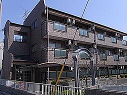 大阪府高槻市本町の賃貸マンションの外観