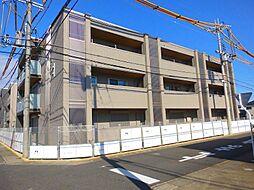 滋賀県近江八幡市鷹飼町北4丁目の賃貸マンションの外観