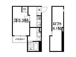 桃山南口駅 5.3万円