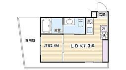 西大路駅 6.0万円