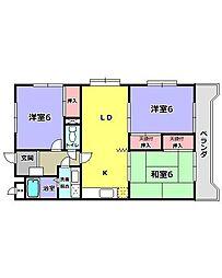 小作駅 6.8万円
