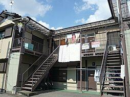第二寿荘[203号室]の外観