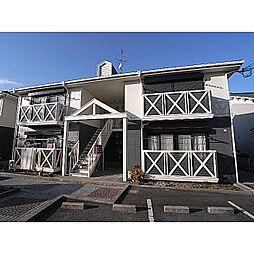 奈良県磯城郡川西町結崎の賃貸アパートの外観