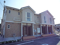 JR加古川線 西脇市駅 バス40分 東山下車 徒歩2分の賃貸アパート