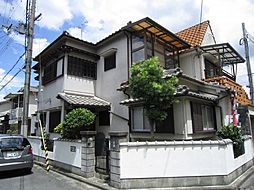 [一戸建] 大阪府堺市中区福田 の賃貸【/】の外観