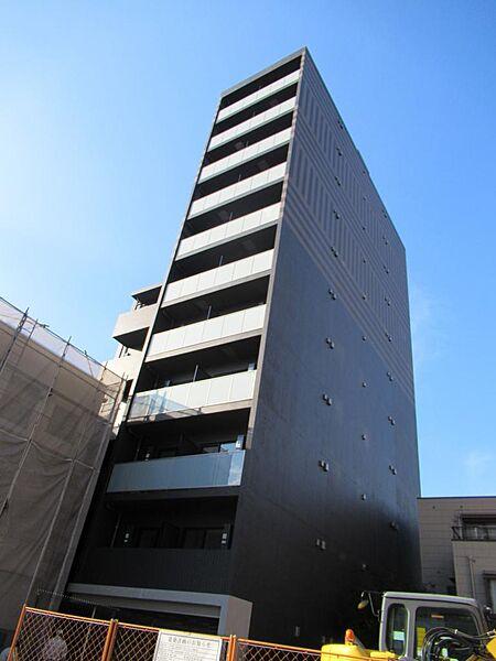 クラリッサ川崎ブルーノ[10階]の外観