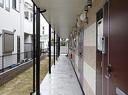 兵庫県相生市赤坂2丁目の賃貸アパートの外観