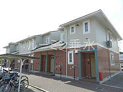 兵庫県小野市垂井町の賃貸アパートの外観