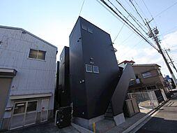 愛知県名古屋市中川区高畑5丁目の賃貸アパートの外観