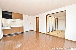 グランシャリオ B棟[2階]の外観