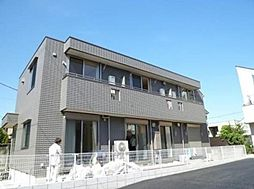 東京都大田区久が原1丁目の賃貸アパートの外観