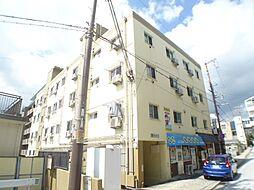 兵庫県神戸市東灘区魚崎西町4丁目の賃貸マンションの外観