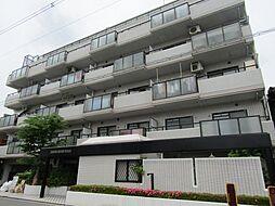 ダイヤモンドメゾン南田辺[5階]の外観