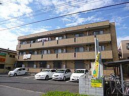埼玉県越谷市千間台東1の賃貸アパートの外観