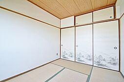 エトワールミサキの和室