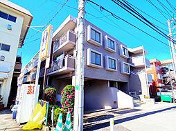 埼玉県志木市柏町4丁目の賃貸マンションの外観