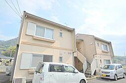 広島県広島市安芸区中野東3丁目の賃貸アパートの外観