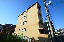 第3ハイツ志津[4階]の外観