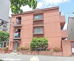 京都府京都市南区西九条南田町の賃貸マンションの外観
