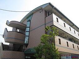 ミアカーサ矢田[2階]の外観