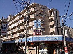 雑餉隈ステーションハイツ[3階]の外観