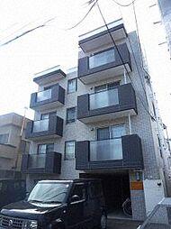 北海道札幌市東区北十二条東9丁目の賃貸マンションの外観