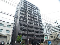 栃木県宇都宮市駅前通り2丁目の賃貸マンションの外観