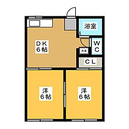 各務原市役所前駅 3.5万円