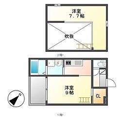 i・room(アイルーム)[2階]の間取り