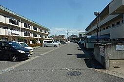 サンハイツ見和 B棟[210号室]の外観