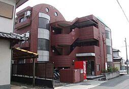 シャルマンフジ東岸和田弐番館[2階]の外観