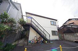 大阪府東大阪市吉松1丁目の賃貸アパートの外観