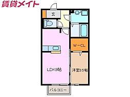 井田川駅 5.1万円
